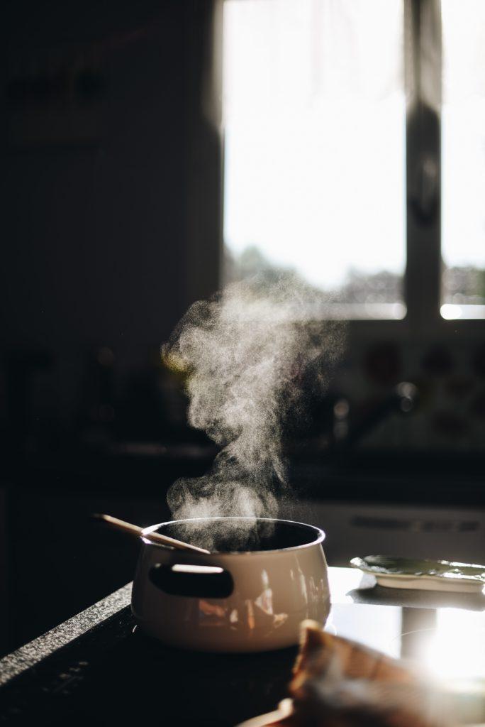 Vaginal herbs steam
